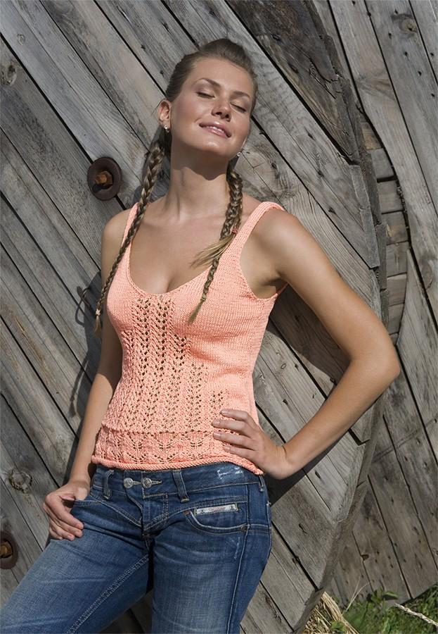 cotton queen_sleeveless top